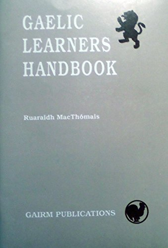 9780901771971: Gaelic learners' handbook