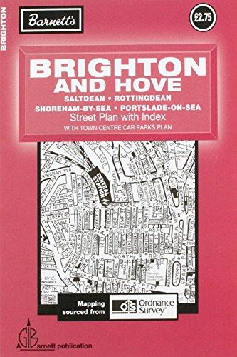 Brighton: Hove / Shoreham (Street Plans)