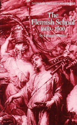 9780901791023: The Flemish School 1600-1900 (National Gallery London)