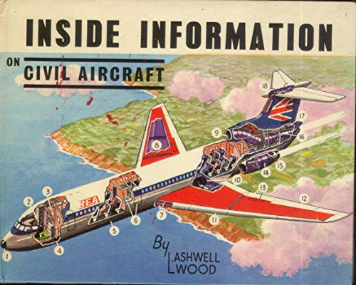 INSIDE INFORMATION A Book of Civil Aircraft: Wood, L. Ashwell