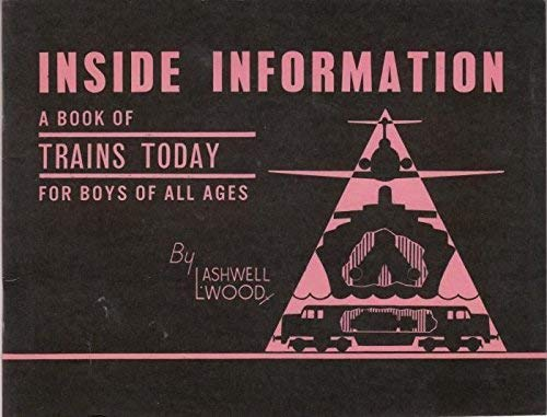 Trains Today (Inside Information): Wood, L.Ashwell-