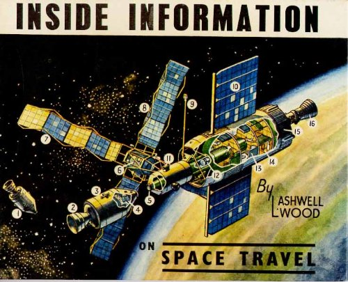 INSIDE INFORMATION ON SPACE TRAVEL.: Wood, L. Ashwell.