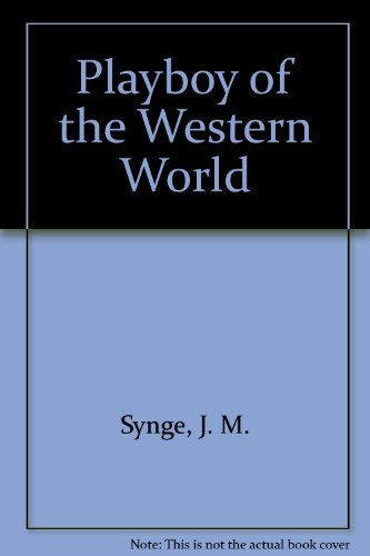 9780901802255: The Playboy of the Western World; Edited By Stanley Sultan, with Brush Drawings By Louis Le Brocquy