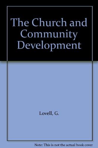 9780901829573: The Church and Community Development