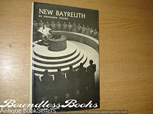 9780901845009: New Bayreuth