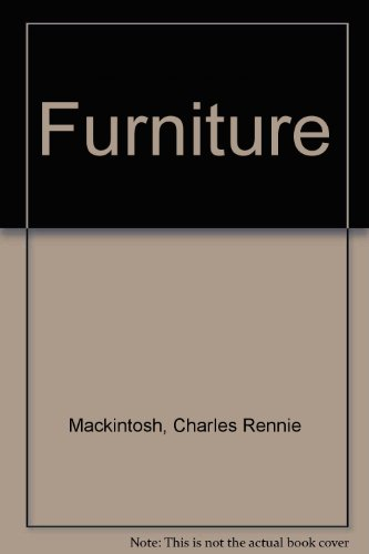 9780901904010: Furniture