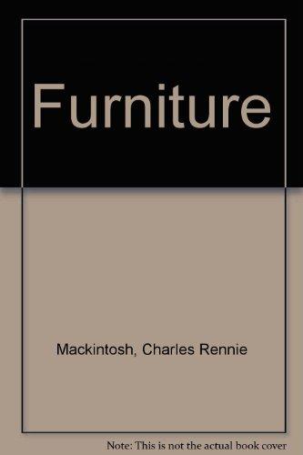 Furniture Mackintosh, Charles Rennie