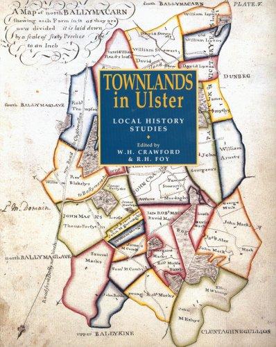 9780901905840: Townlands in Ulster: Local History Studies