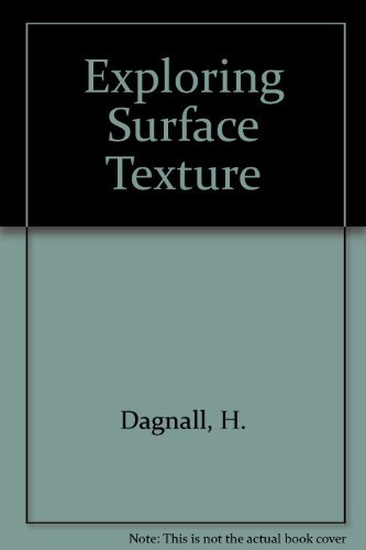 9780901920034: Exploring Surface Texture
