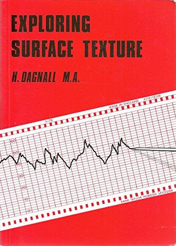 9780901920072: Exploring Surface Texture