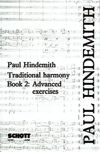 9780901938435: Concentrated Course in Traditional Harmony: Book 2 : Exercises for Advanced Students