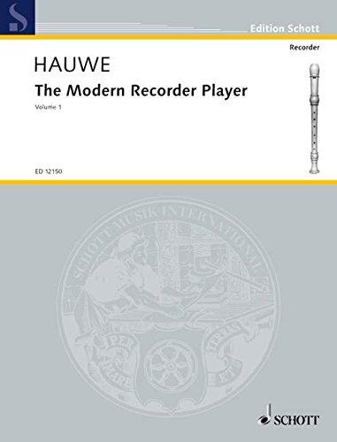 9780901938961: THE MODERN RECORDER PLAYER VOLUME 1 FOR TREBLE/ALTO