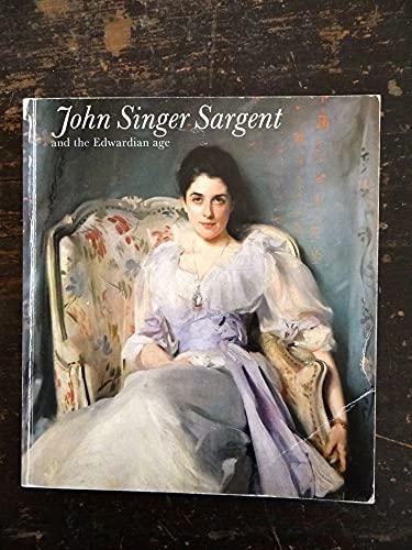 9780901981158: John Singer Sargent And The Edwardian Age