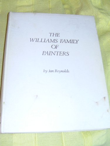 9780902028418: Williams Family of Painters