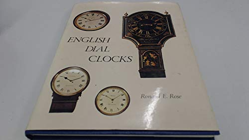 9780902028784: English Dial Clocks