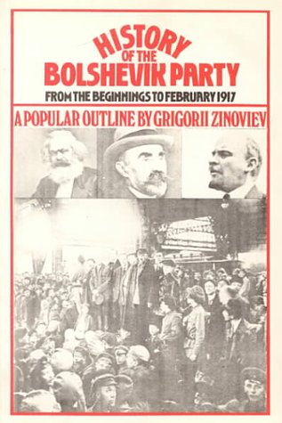 9780902030442: History of the Bolshevik Party: A Popular Outline