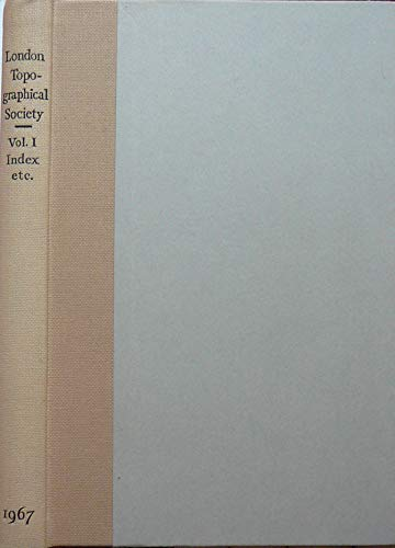 Survey of the Building Sites in the: Peter Mills; John