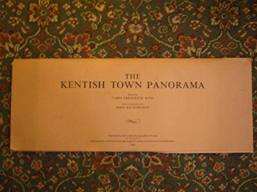 9780902087224: Kentish Town Panorama (L.T.S. publication)