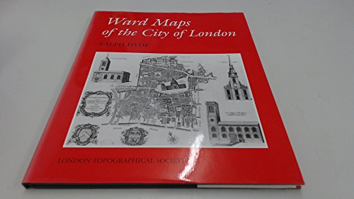 Ward Maps of the City of London (090208741X) by Ralph Hyde