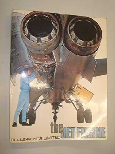 9780902121027: The jet engine