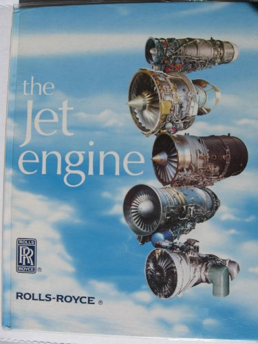 9780902121041: The Jet engine