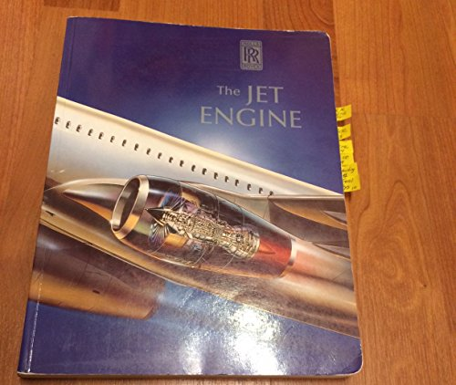 9780902121232: The Jet Engine
