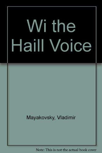 9780902145412: Wi the Haill Voice (Translations) (Scots Edition)