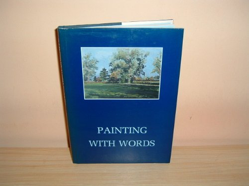 Painting with words: an anthology of art: Anon.