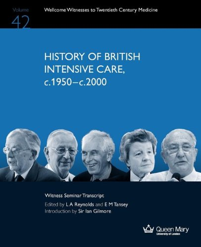 9780902238756: History of British Intensive Care, C.1950-C.2000