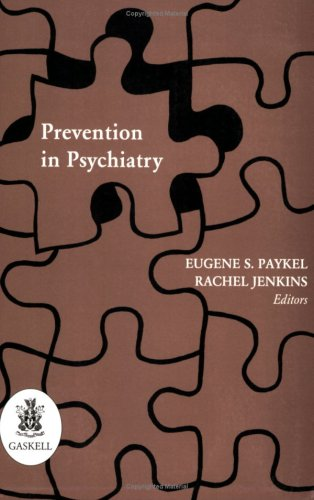 9780902241725: Prevention in Psychiatry