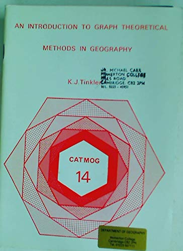 An Introduction to Graph Theoretical Methods in: Tinkler, K J