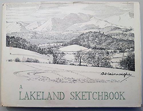 9780902272002: Lakeland Sketchbook: 1st