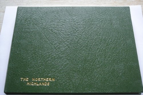 9780902272187: Scottish mountain drawings, volume one: The Northern Highlands