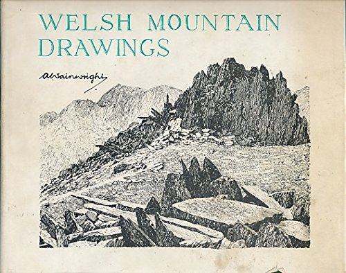 9780902272439: Welsh Mountain Drawings [Mountain Drawing Series Number Two]