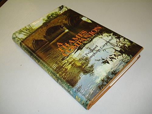 A Thames Companion: Prichard, Mari; Carpenter, Humphrey