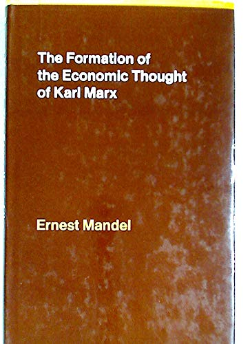 9780902308145: Economic and Social Thought of Karl Marx