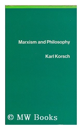 9780902308503: Marxism and Philosophy