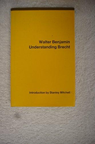 9780902308541: Understanding Brecht