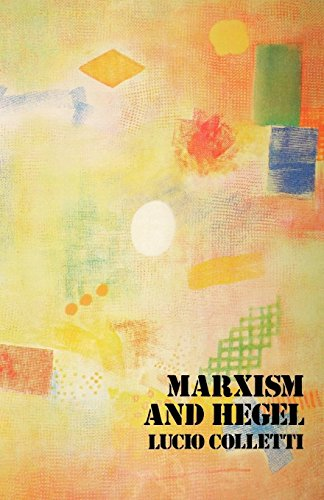 9780902308732: Marxism and Hegel
