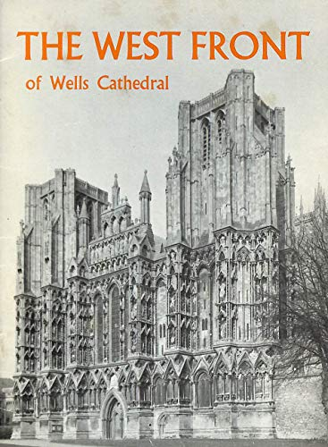 9780902321229: West Front of Wells Cathedral