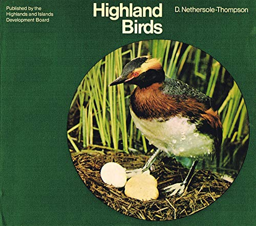9780902347519: Highland Birds