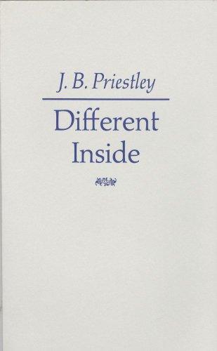 Different inside: PRIESTLEY, J.B.