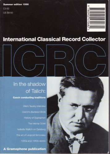 International Classical Record Collector (Volume 2, Number