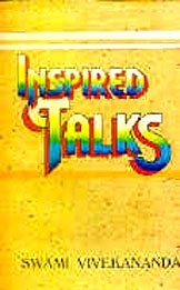 9780902479814: Inspired Talks, My Master and Other Writings