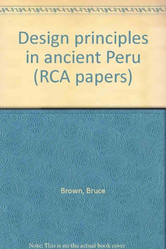 Design Principles in Ancient Peru