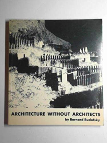9780902620780: Architecture Without Architects