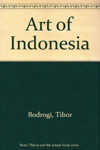9780902620797: Art of Indonesia