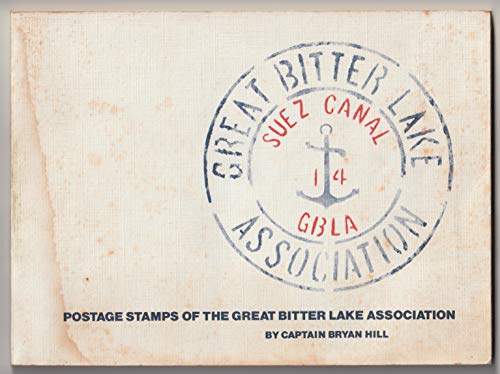 9780902633186: Postage stamps of the Great Bitter Lake Association