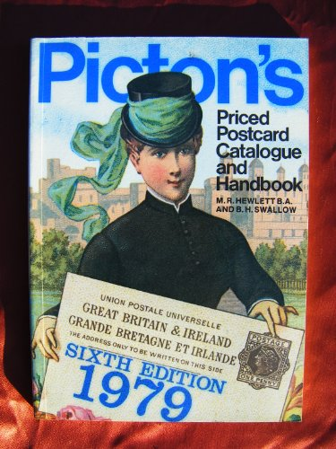 9780902633520: Picton's Priced Catalogue and Handbook of Pictorial Postcards and Their Postmarks