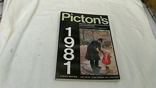 9780902633704: Picton's Priced Catalogue and Handbook of Pictorial Postcards and Their Postmarks
